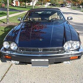 1989 Jaguar XJS V12 Convertible for sale 100790342