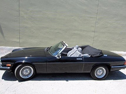 1989 Jaguar XJS V12 Convertible for sale 100797404