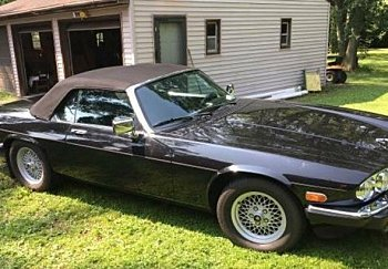 1989 Jaguar XJS V12 Convertible for sale 100904920