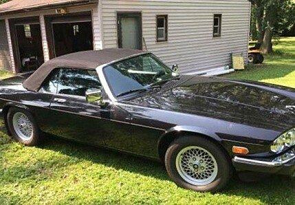 1989 Jaguar XJS V12 Convertible for sale 100904920