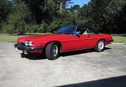 1989 Jaguar XJS V12 Convertible for sale 100952675