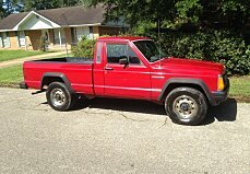 1989 Jeep Comanche 2WD for sale 100896645