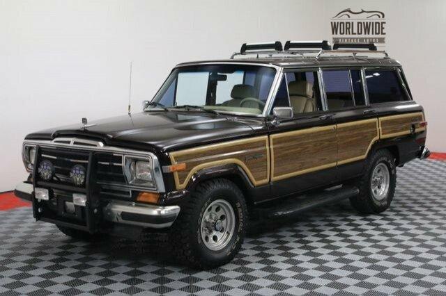 Jeep Grand Wagoneer For Sale >> Jeep Grand Wagoneer Classics For Sale Classics On Autotrader