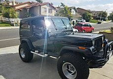 1989 Jeep Wrangler for sale 100864050
