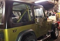 1989 Jeep Wrangler for sale 100975320