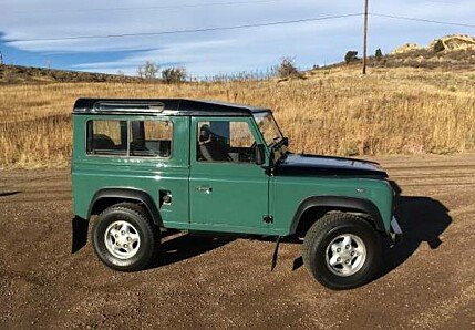 1989 Land Rover Defender for sale 100834027
