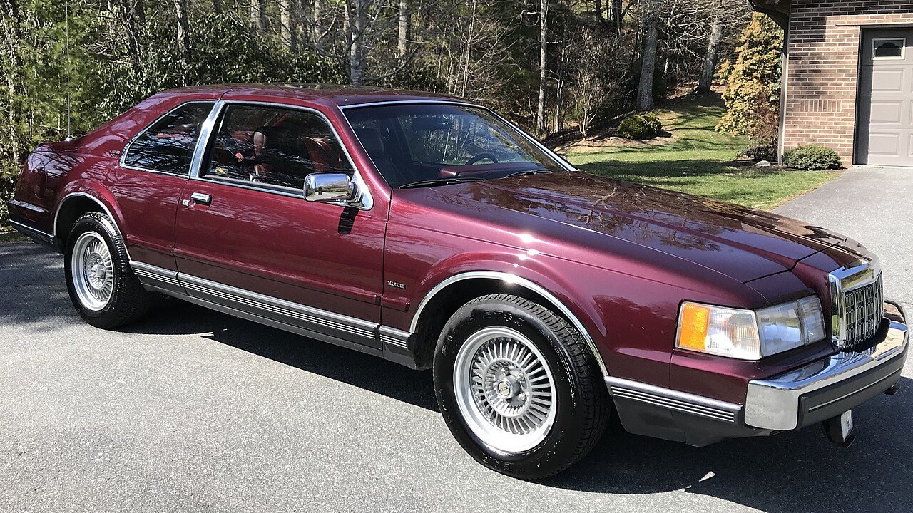 1989 Lincoln Mark VII LSC for sale 100999642
