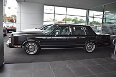 Lincoln Town Car Classics For Sale Near Oxford Connecticut