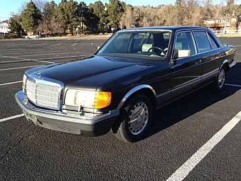 1989 Mercedes-Benz 420SEL for sale 100942759