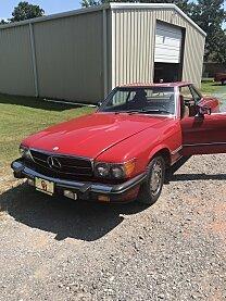 1989 Mercedes-Benz 560SEC for sale 101031714