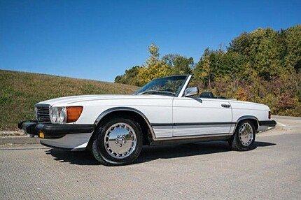 1989 Mercedes-Benz 560SL for sale 100760779