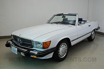 1989 Mercedes-Benz 560SL for sale 100768281
