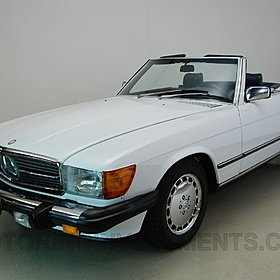 1989 Mercedes-Benz 560SL for sale 100768281