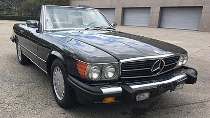 1989 Mercedes-Benz 560SL for sale 100853384