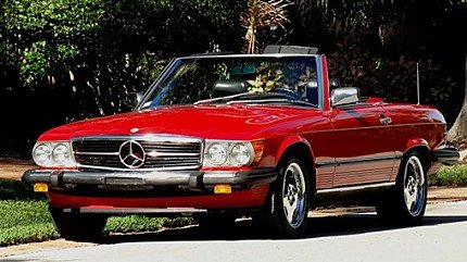 1989 Mercedes-Benz 560SL for sale 100856013