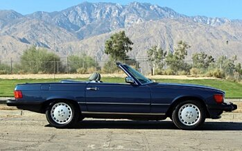 1989 Mercedes-Benz 560SL for sale 100835081