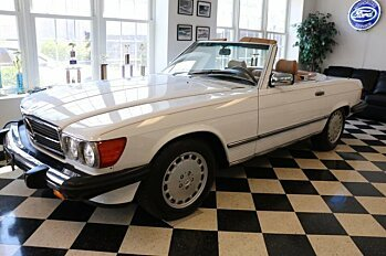 1989 Mercedes-Benz 560SL for sale 100894442