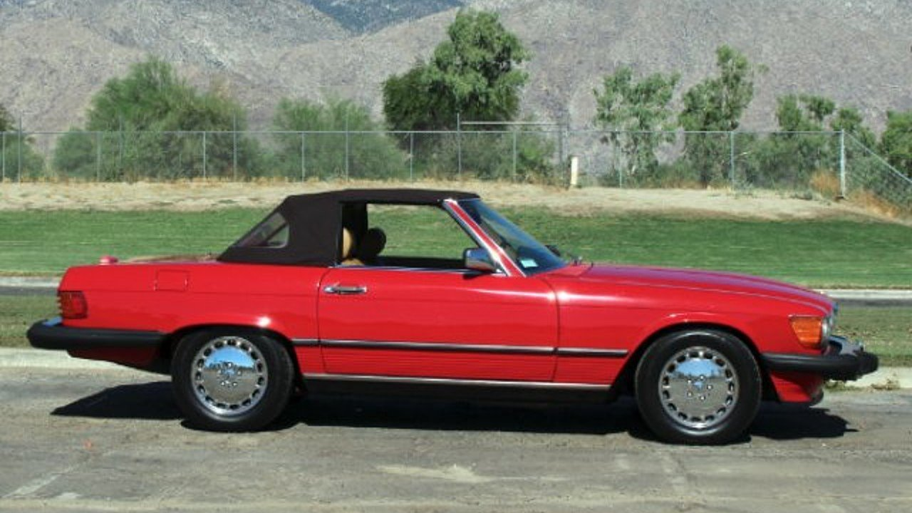 1989 Mercedes-Benz 560SL for sale 100913908