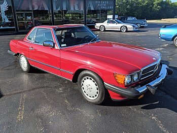 1989 Mercedes-Benz 560SL for sale 101003398