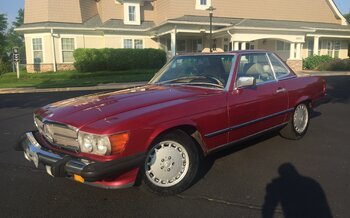 1989 Mercedes-Benz 560SL for sale 100875632
