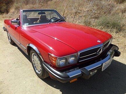 1989 Mercedes-Benz 560SL for sale 100912670