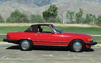 1989 Mercedes-Benz 560SL for sale 100913908