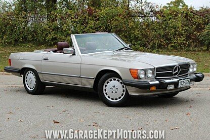 1989 Mercedes-Benz 560SL for sale 100914353