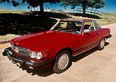 1989 Mercedes-Benz 560SL for sale 100914928