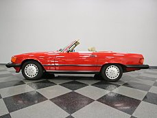 1989 Mercedes-Benz 560SL for sale 100923208