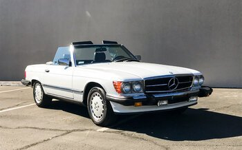 1989 Mercedes-Benz 560SL for sale 100927261
