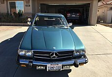 1989 Mercedes-Benz 560SL for sale 100942860