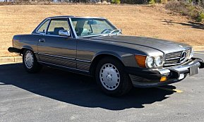 1989 Mercedes-Benz 560SL for sale 100952805