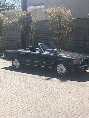 1989 Mercedes-Benz 560SL for sale 100953840