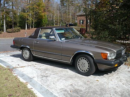 1989 Mercedes-Benz 560SL for sale 100959325