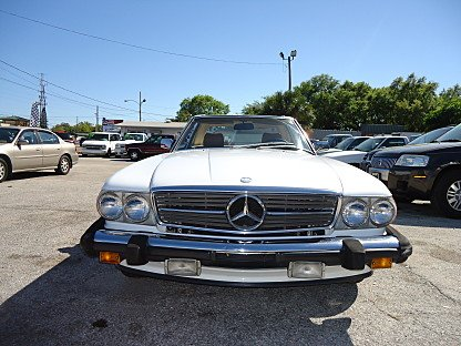 1989 Mercedes-Benz 560SL for sale 100967396
