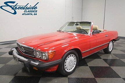 1989 Mercedes-Benz 560SL for sale 100975825