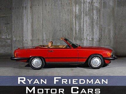 1989 Mercedes-Benz 560SL for sale 100976320