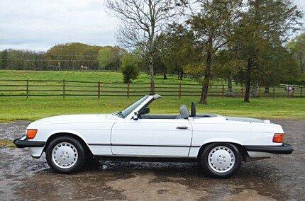 1989 Mercedes-Benz 560SL for sale 100983279