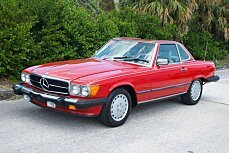1989 Mercedes-Benz 560SL for sale 100991283