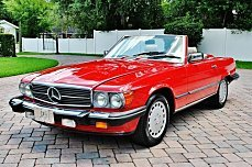 1989 Mercedes-Benz 560SL for sale 100994572