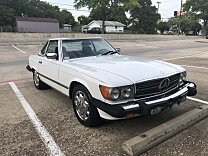 1989 Mercedes-Benz 560SL for sale 101010377