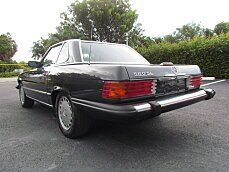 1989 Mercedes-Benz 560SL for sale 101018707