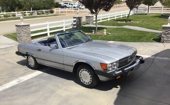 1989 Mercedes-Benz 560SL for sale 101027863