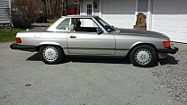 1989 Mercedes-Benz 560SL for sale 101031155