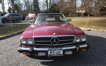 1989 Mercedes-Benz 560SL for sale 101051003
