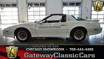 1989 Pontiac Firebird Trans Am Coupe for sale 100830624
