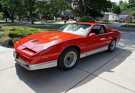 1989 Pontiac Firebird Trans Am Coupe for sale 100905327