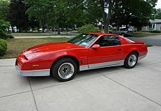 1989 Pontiac Firebird Trans Am Coupe for sale 100905327
