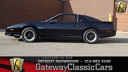 1989 Pontiac Firebird Trans Am Coupe for sale 100928310