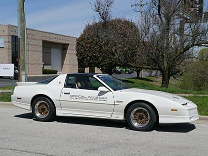 1989 Pontiac Firebird Trans Am Coupe for sale 100956417